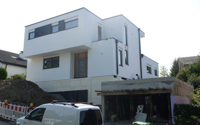 baustelle ars architektur haan bauen haus planen