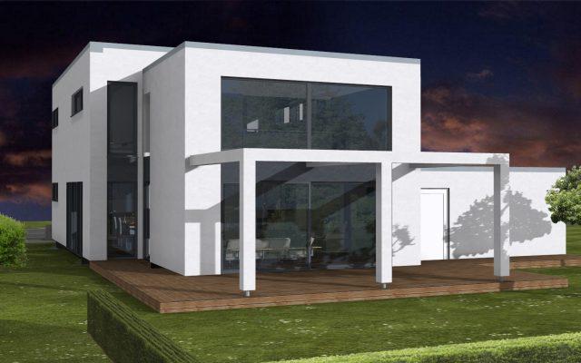 kuchgarten architektur ars architektur haan bauen haus planen